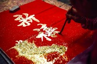 Das Jahr des Büffels: Hongkong läutet das chinesische Neujahr 2021 mit traditionellen Bräuchen ein.