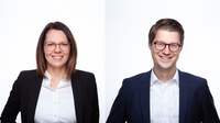pro optik holt Anja Fujan und Stefan Pollok an Bord