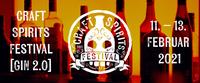Das Craft Spirits Festival [GIN 2.0] 2021 startet!