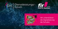24. Aachener Dienstleistungsforum erstmals digital
