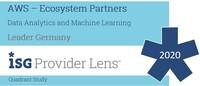 """AllCloud ist Leader im Bereich Data Analytics und Machine Learning im Bericht """"2020 ISG Provider Lens™ AWS Ecosystem Partners"""""""