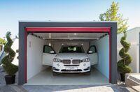 Barrierefreie Garage für das Auto