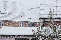 Viel Schnee, große Last: Vorsicht Einsturzgefahr