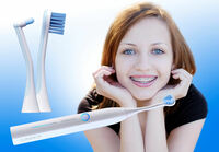 Curaprox Hydrosonic pro, so sanft zu Zähnen und Zahnspangen