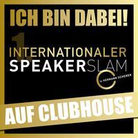 Weltrekord auf Clubhouse-App: Der erste Speaker Slam mit 90 Rednern aus elf Nationen
