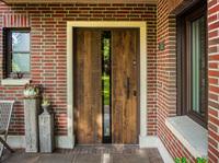 Die Haustür als Markenzeichen