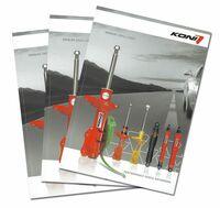 Neuer KONI Katalog für noch mehr Fahrspaß