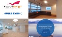 NoviSign stellt Digital Signage Lösung für Smile Eyes zur Verfügung