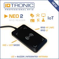 RFID Reader mit HID + VCP für IoT-Bereiche