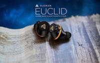 Audeze Euclid: weltweit erste geschlossene In-Ear-Kopfhörer mit Audeze Planartreiber-Technologie