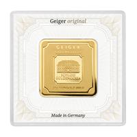 Geiger Edelmetalle AG jetzt Mitglied in London Bullion Market Association