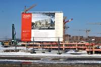 Rosa-Alscher Gruppe lässt Baugrube ausheben