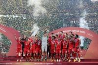 Qatar Airways gratuliert dem FC Bayern München zum Gewinn der FIFA Klub-Weltmeisterschaft Qatar 2020™