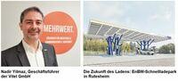 Schnellladepark in Rutesheim: EnBW integriert Peplink-Router-Lösungen