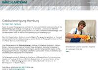 Ihr Clean Team - 20 Jahre professionelle Gebäudereinigung in Hamburg und Umgebung