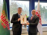 Baladna DE - Hersteller von arabischen Lebensmitteln nominiert für den Großen Preis des Mittelstandes