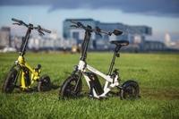 STEEREON C20 & C25 - Hybrid aus E-Bike & E-Scooter
