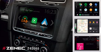 Großbild Infotainer für VW, Seat, SKODA - ZENECs Z-E2055