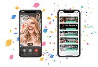 Deutsche App TimeToFace setzt auf persönliche Video-Chats