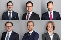 Gelungener Jahresauftakt: Sechs neue Partner qualifizieren sich aus den Reihen der RSM-Belegschaft