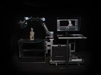 Fraunhofer IGD entwickelt Roboterarm, der Kulturgüter in 3D scannt und kooperiert mit Phase One