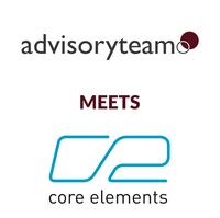 2021 wird sportlich: core elements und advisoryteam® gehen gemeinsame Wege