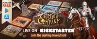 Kickstarter-Kampagne: Crimson Company - Die Duellspiel-Revolution für Mobile und PC!