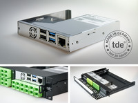 Messen, Steuern, Regeln: tde integriert Raspberry Pi in tML-Systemplattform