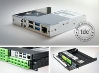 Measurement, control, regulation: tde integrates Raspberry Pi into tML system platform