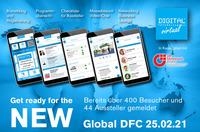 Kongressmesse für Internationales Wachstum und Digitalisierung