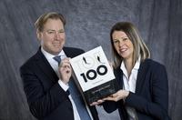Carl Berghöfer GmbH erhält TOP 100-Siegel