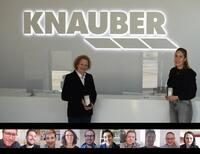 Deutscher Servicepreis 2021 für Knauber Energie