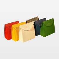 Kronenberg24.de stellt vor: Praktische Standtasche aus Schmuckwelle für Präsente