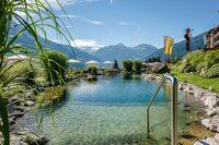Urlaub am Sandstrand im Salzburger Land