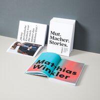 Unternehmer im Interview: Mut.Macher.Stories