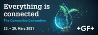 """Reale Rohrleitungssysteme digital erleben beim GF Messeformat """"The Connection Convention"""""""