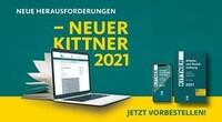 Der Kittner 2021 - Must-have für Betriebs- und Personalräte