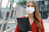 Sind FFP2-Masken im Beruf steuerlich absetzbar?