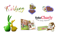 Frühlingsbeginn mit Fotoprodukten von fotoCharly