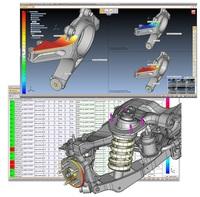 Neue Software für zuverlässigen Vergleich von 3D-Daten