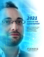 Flexera 2021 State of the Cloud Report