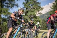E-Biken in den Dolomiten mit Weltmeister Mike Kluge