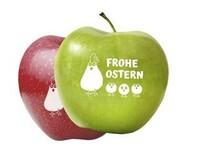 Praktischer Service für Kunden: fruiton liefert Ostergrüße bundesweit an den Arbeitsplatz