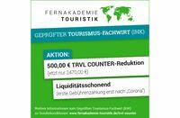 Fernstudium Tourismus-Fachwirt an der FernAkademie Touristik zu Sonderkonditionen!