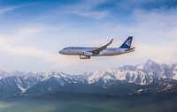 Air Astana fliegt wieder nach Tiflis