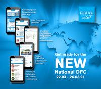 DIGITAL FUTUREcongress virtual national vom 22.-26.03.2021