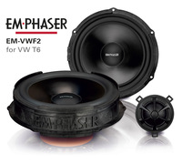 Supersound in the VW T6 with EMPHASER