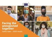 Europäischer Verbraucherschutz: Das Security Gate trägt wirksam dazu bei, gefährliche COVID-19-Produkte vom Markt zu nehmen
