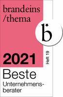 """Dr. Kraus & Partner wird auch 2021 als """"Beste Unternehmensberater"""" auszeichnet"""