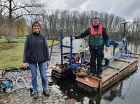 EMIKO Gruppe startet mit Impfung des Rheinauensees